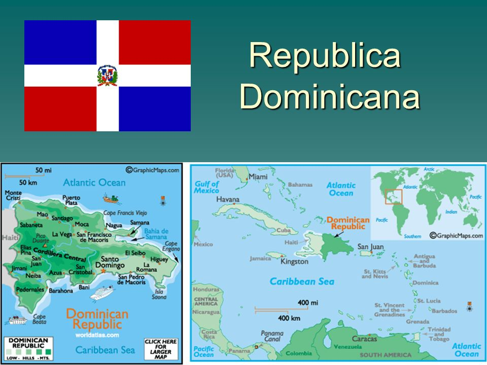 Republica Dominicana