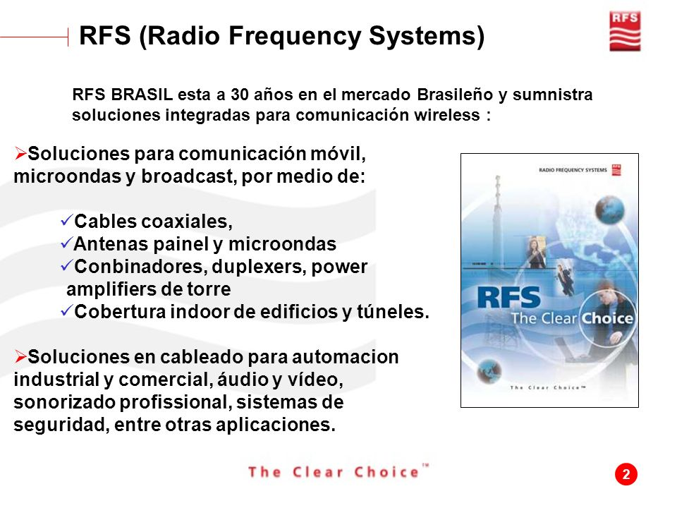 RFS (Radio Frequency Systems)