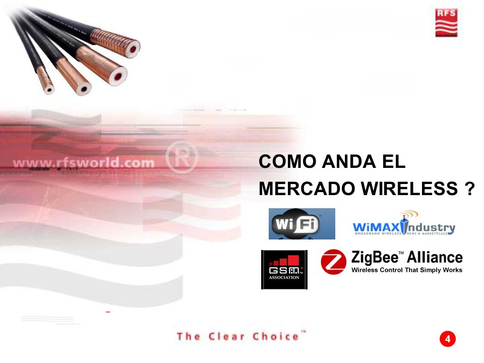 COMO ANDA EL MERCADO WIRELESS