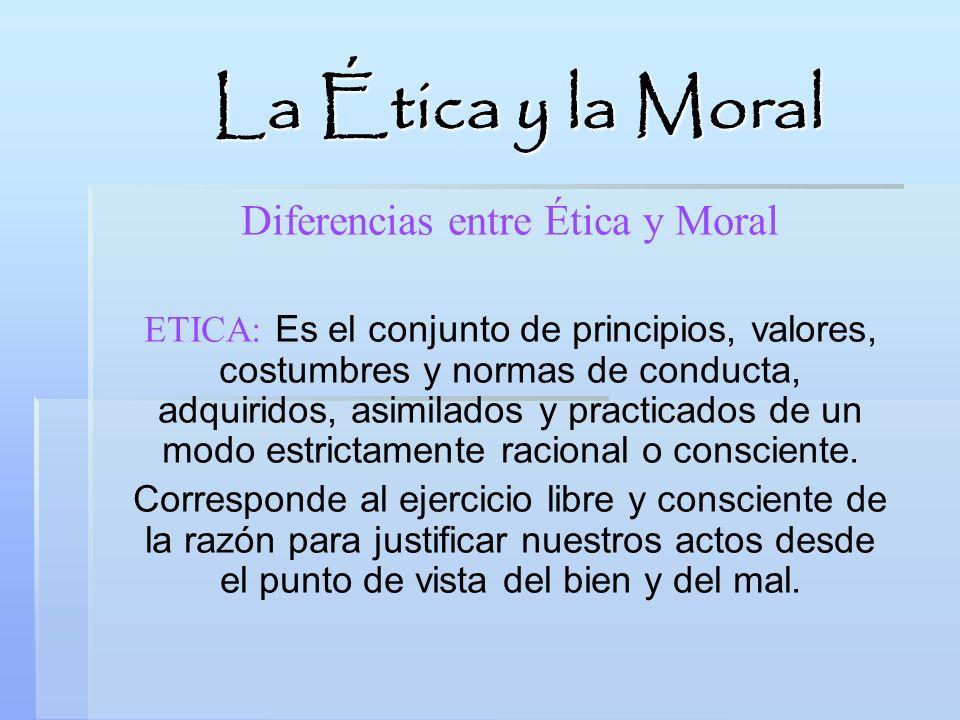 Seminario De ética La ética Y La Moral Ppt Video Online Descargar