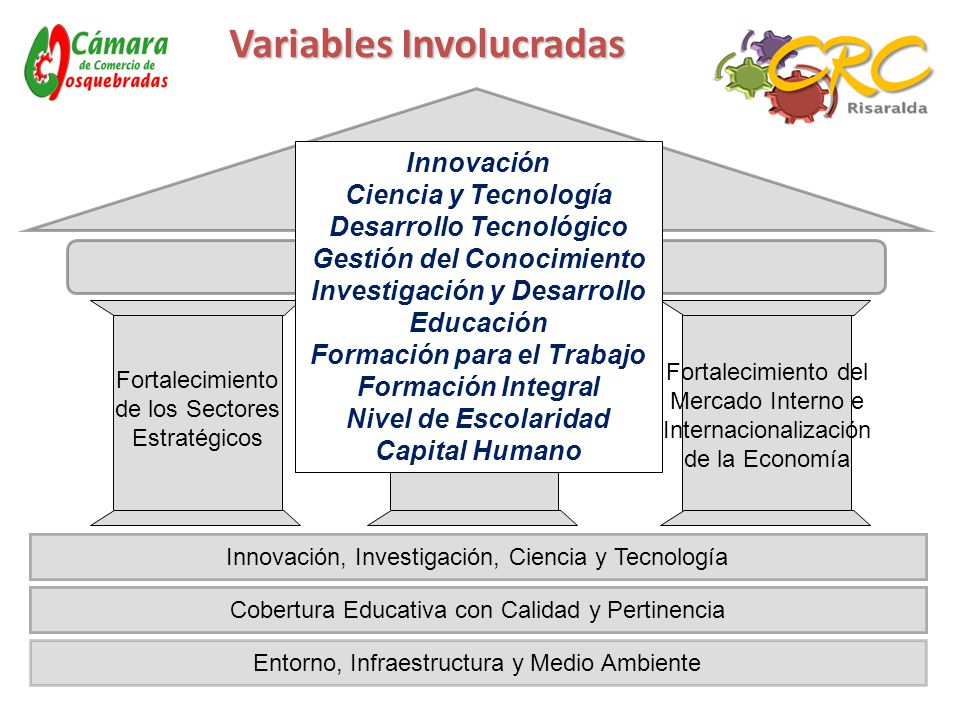 Variables Involucradas