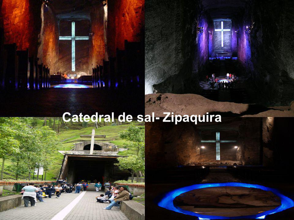 Catedral de sal- Zipaquira