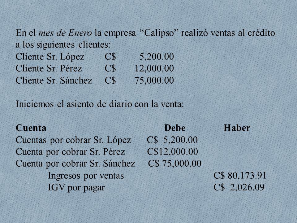 Documentos y Cuentas por Cobrar - ppt descargar