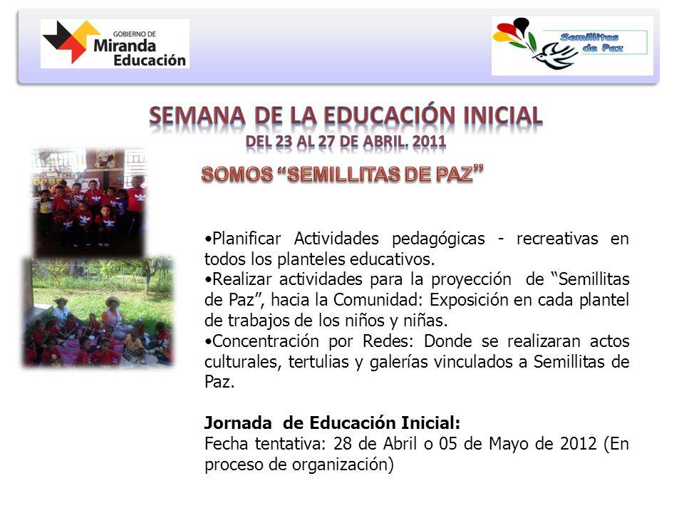Propuesta pedag gica de educaci n inicial ppt descargar for Planificacion de educacion inicial
