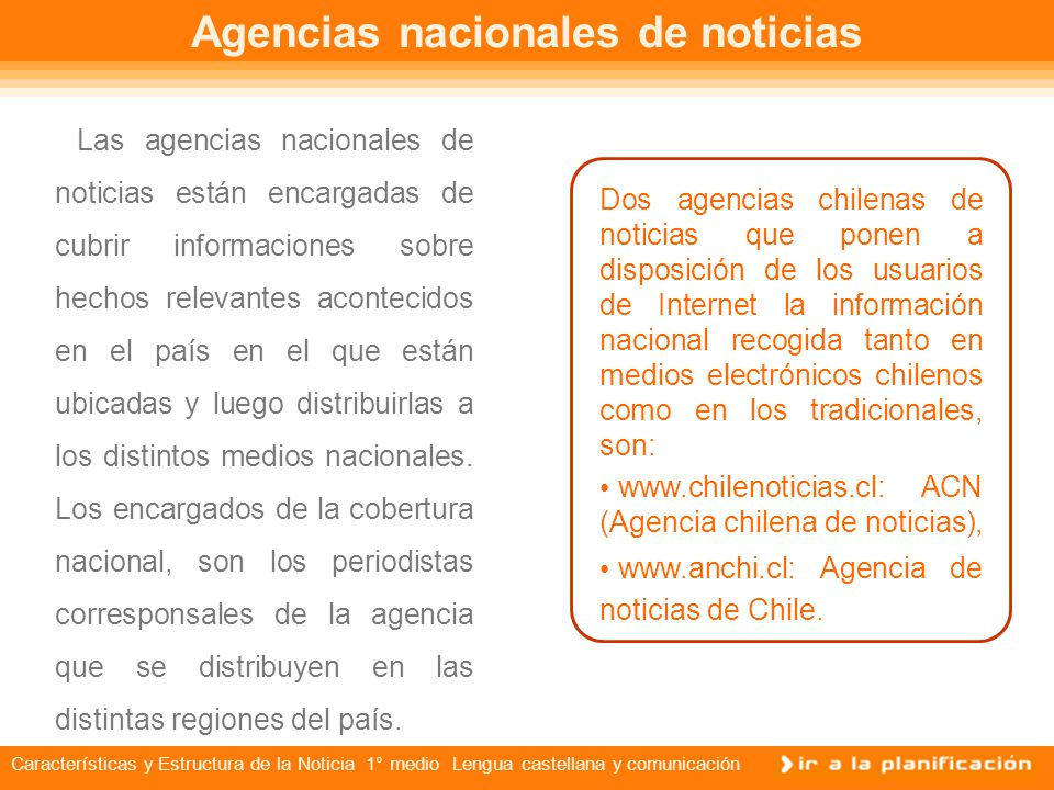 Características Y Estructura De La Noticia Ppt Descargar
