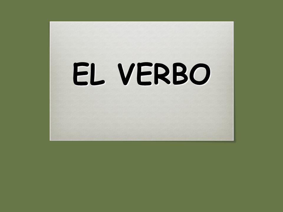EL VERBO. - ppt descargar