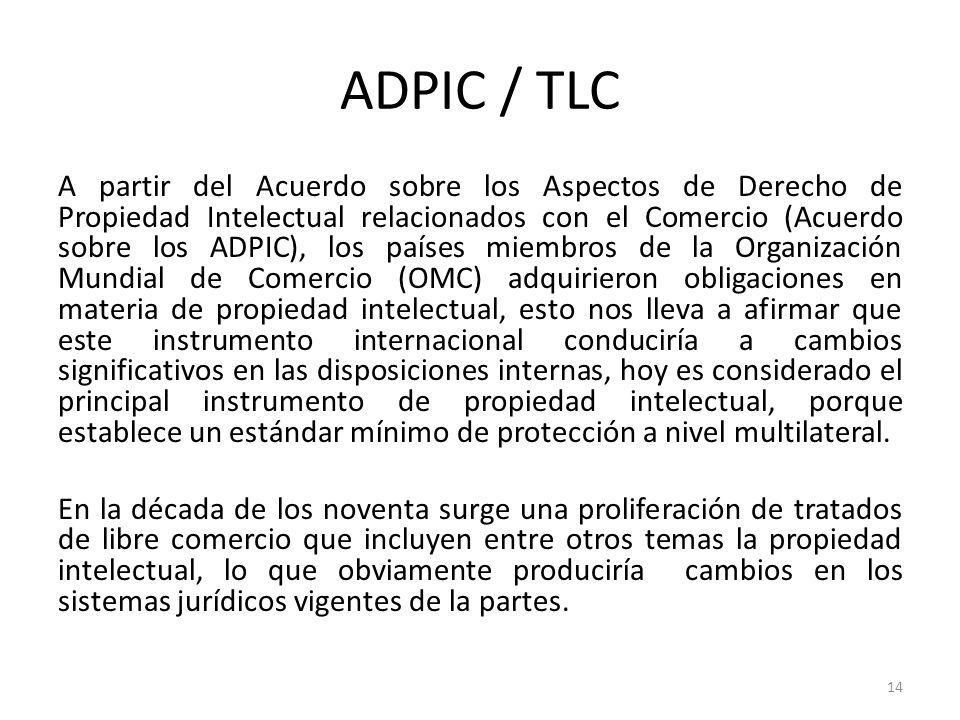 ADPIC / TLC