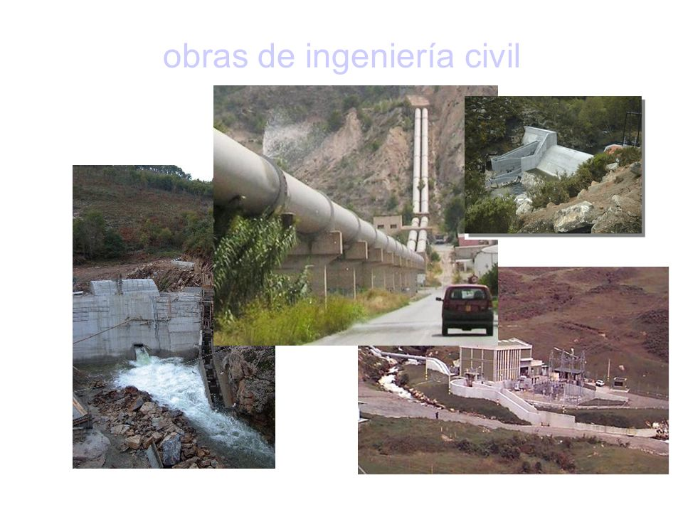 obras de ingeniería civil