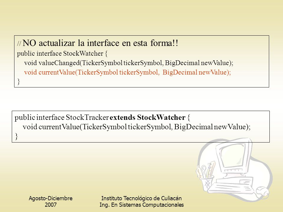 public interface StockTracker extends StockWatcher {