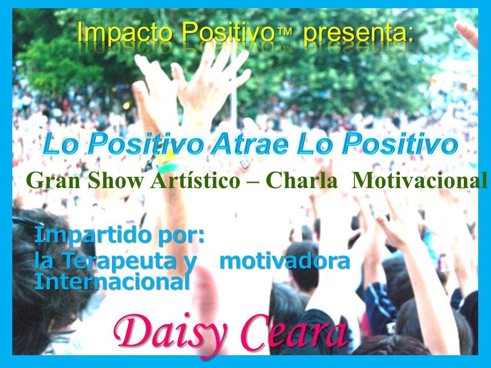 Impacto Positivo Presenta Ppt Descargar