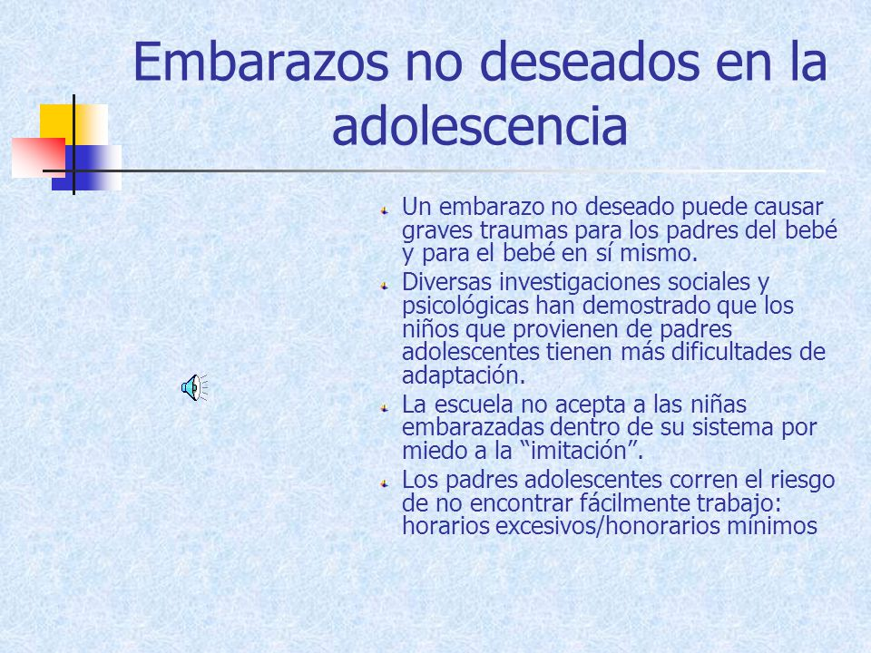 Embarazo adolescente |authorstream.