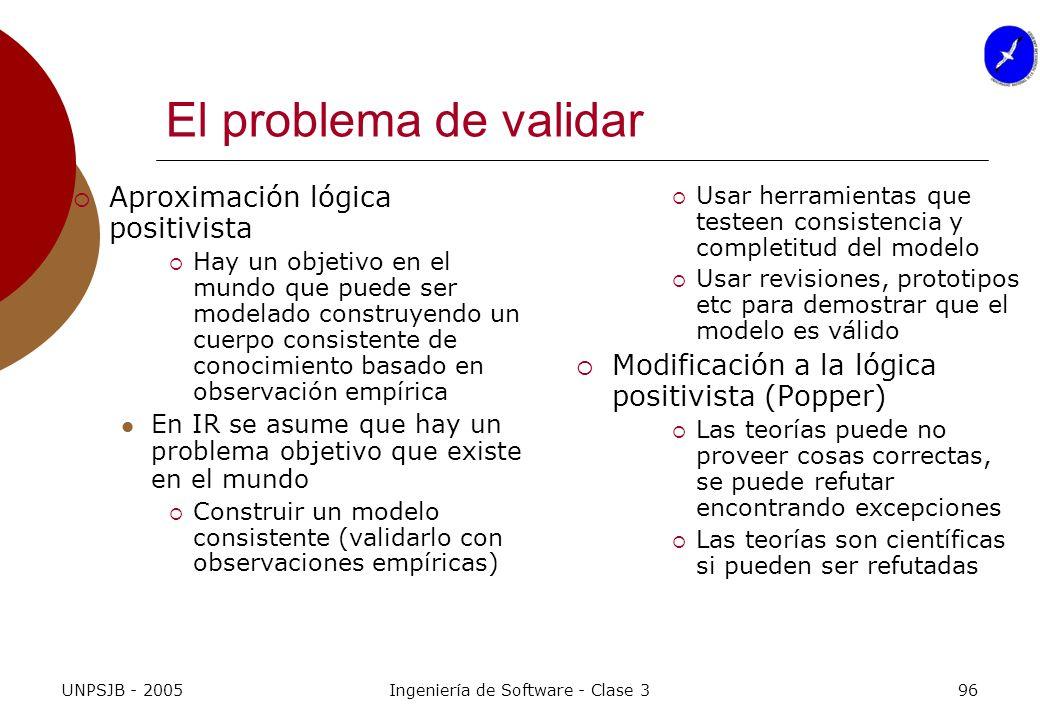 Ingeniería de Software Clase 3 - ppt descargar