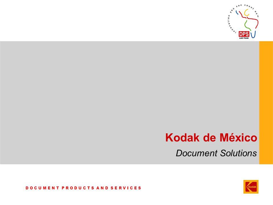 Kodak De Mexico Document Solutions Ppt Descargar