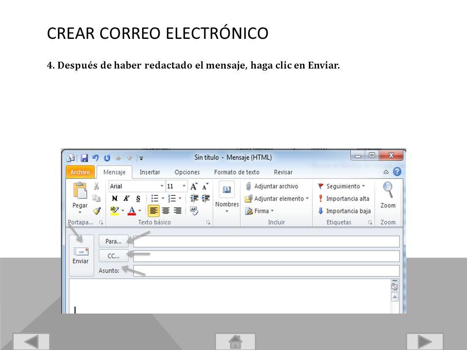 COMO CREAR UN CORREO ELECTRÓNICO - ppt descargar