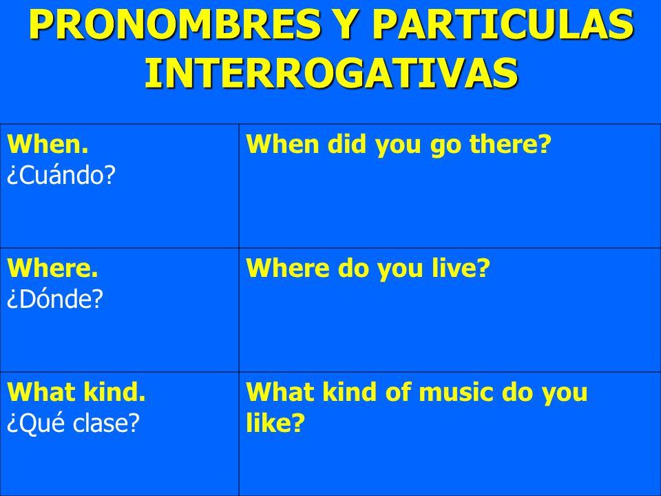 Resumen Gramatical De La Lengua Inglesa Y Española Ppt