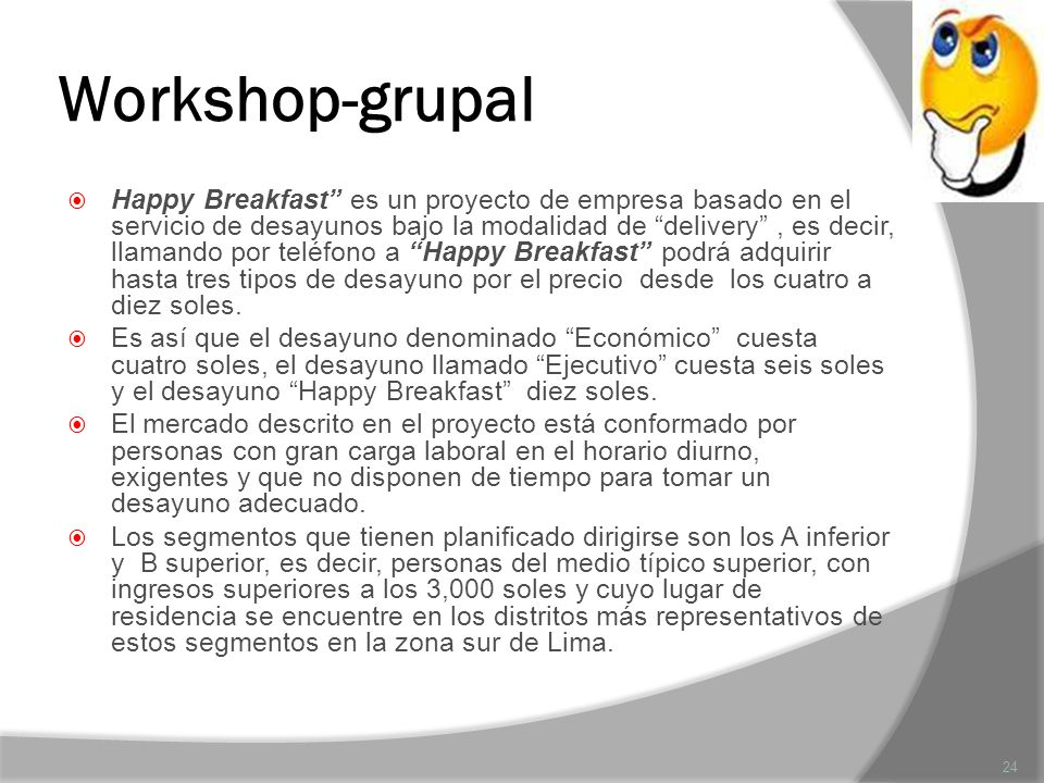 Workshop-grupal