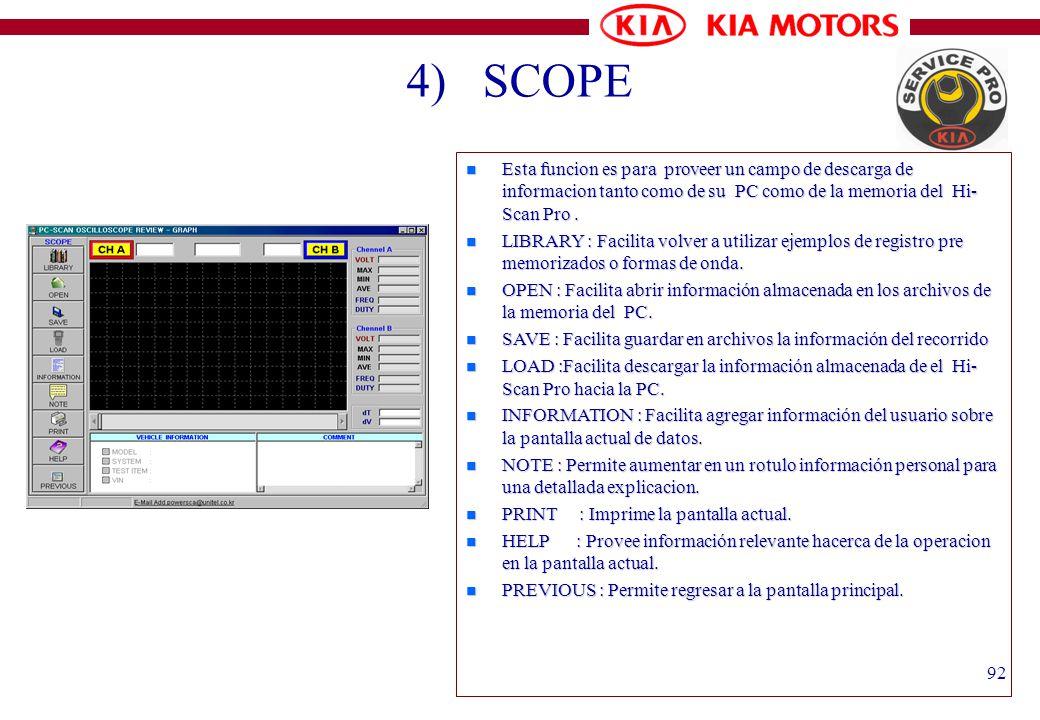 hi scan pro kia