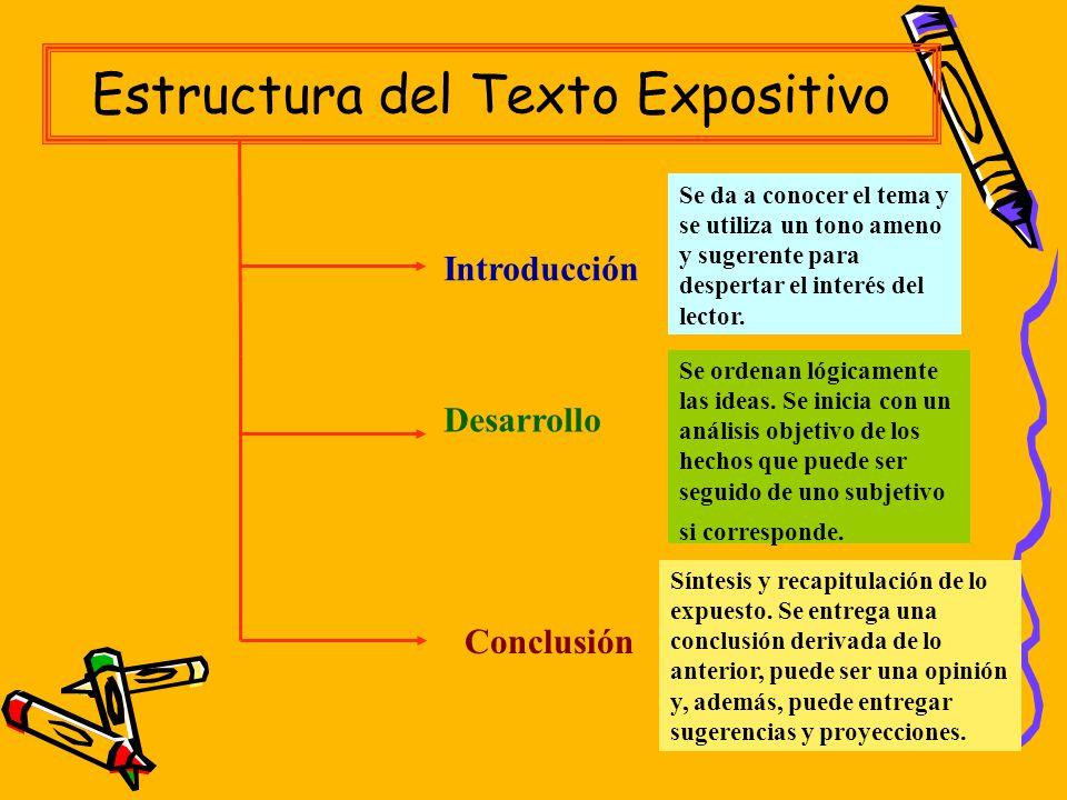El Texto Expositivo Ppt Video Online Descargar