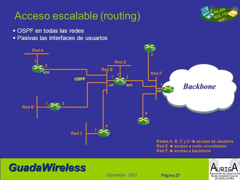Acceso escalable (routing)