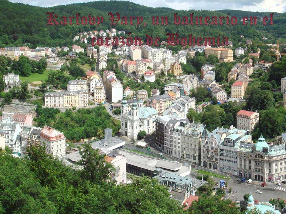 Karlovy Vary, un balneario en el corazón de Bohemia - ppt descargar