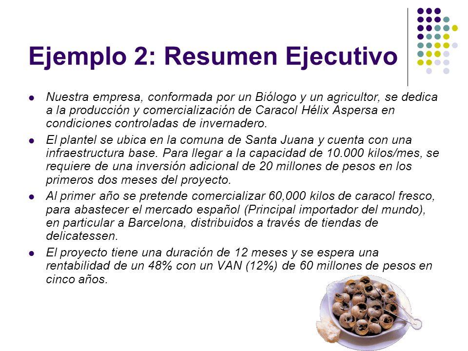 Preparaci n y evaluaci n de proyectos ppt video online descargar - Business case ejemplo ...