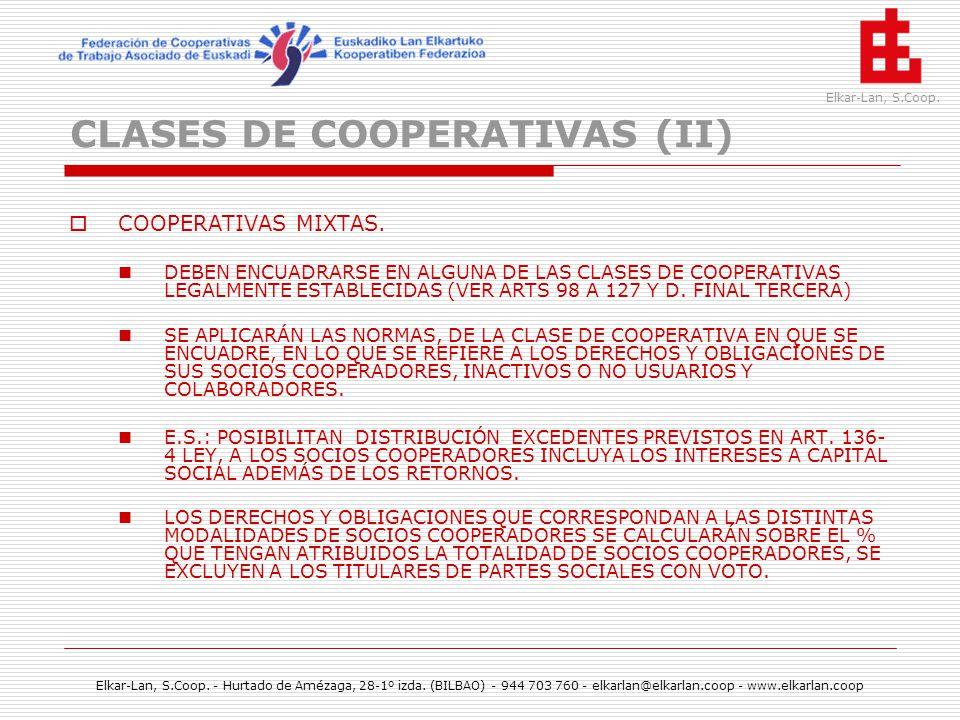 REGLAMENTO DE LA LEY DE COOPERATIVAS DE EUSKADI - ppt descargar