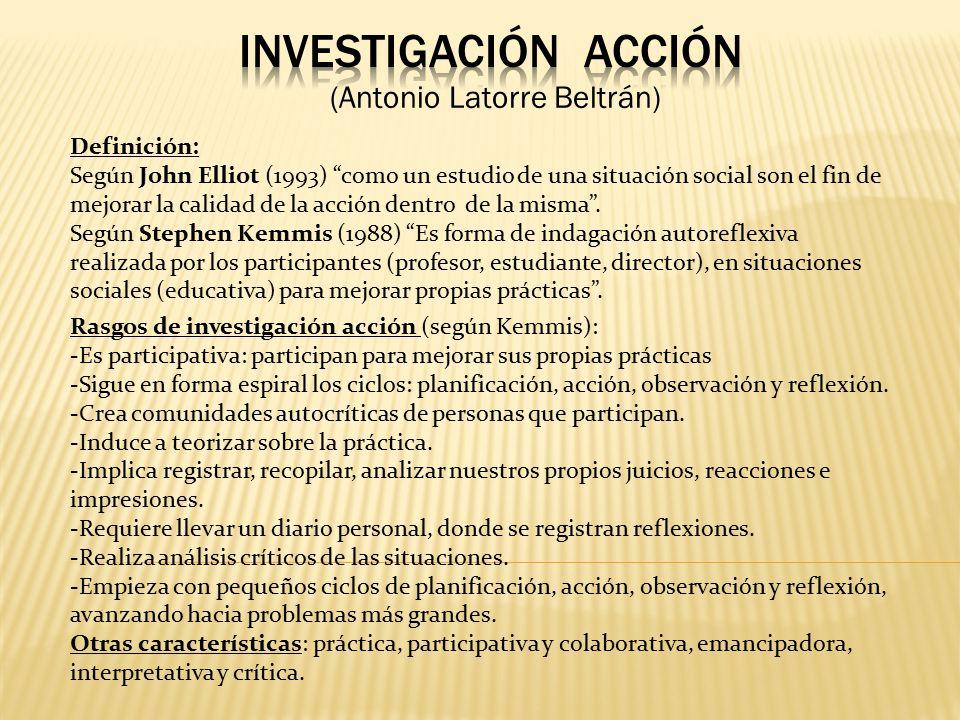 Metodología de cambio investigación - acción - ppt video online ...