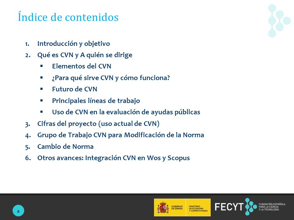 Curriculum Vitae Normalizado Cvn Ppt Video Online Descargar