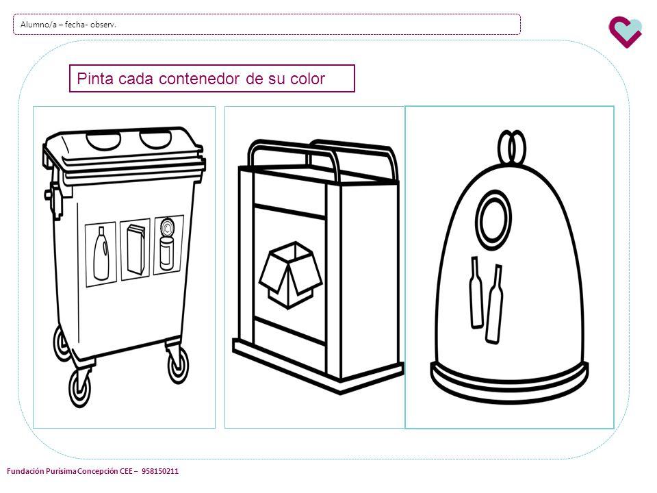 Cuaderno De Actividades Para El Alumnado Reciclaje Ppt Descargar