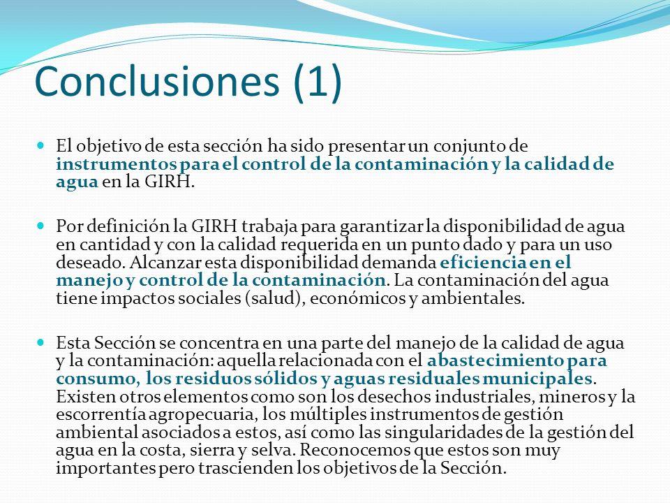CAPITULO 6 Instrumentos para el control de la contaminación y la ...