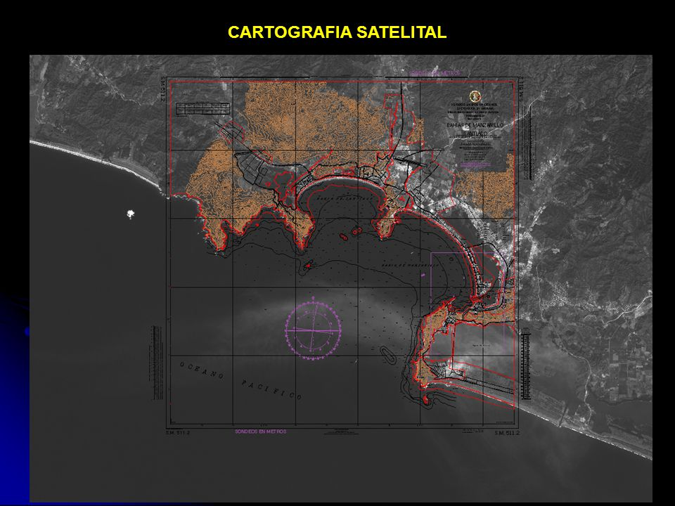 CARTOGRAFIA SATELITAL