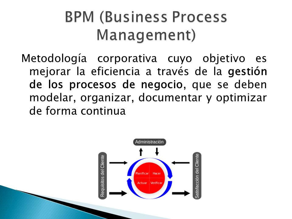 BPM (Business Process Management)