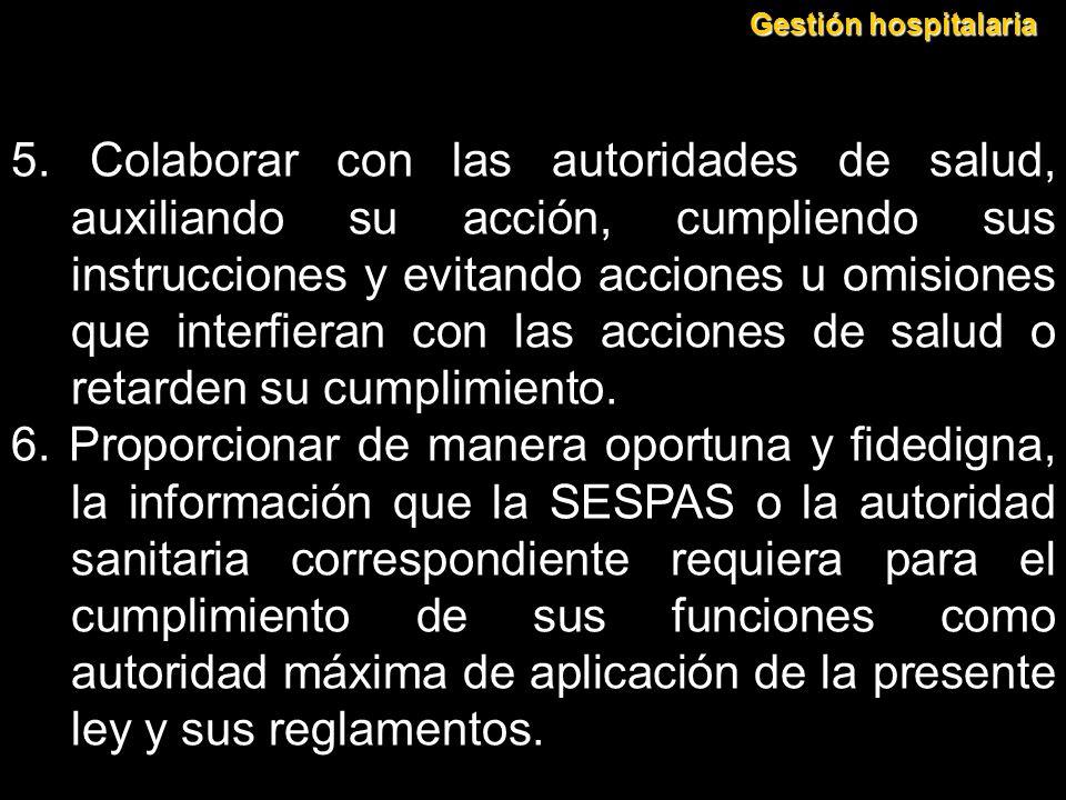 GESTIÓN HOSPITALARIA Gestión hospitalaria - ppt descargar