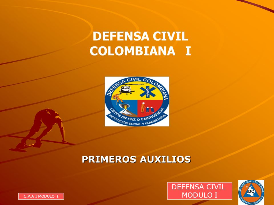 DEFENSA CIVIL COLOMBIANA I