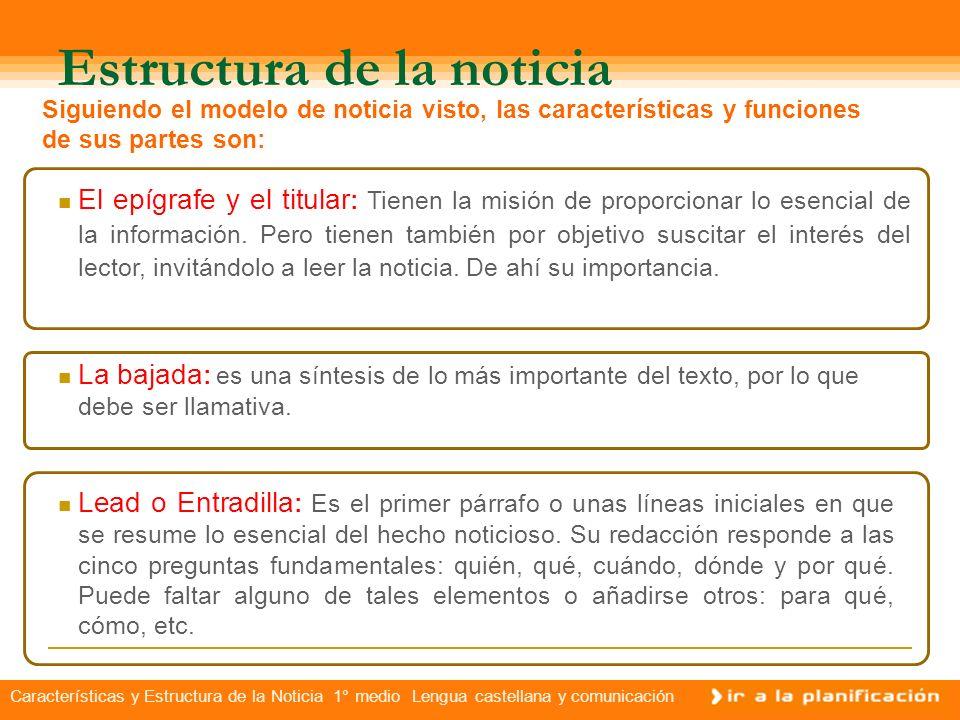 Textos Informativos La Noticia Ppt Video Online Descargar