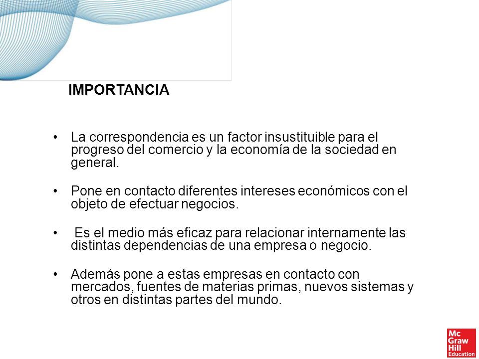DOCUMENTOS COMERCIALES: