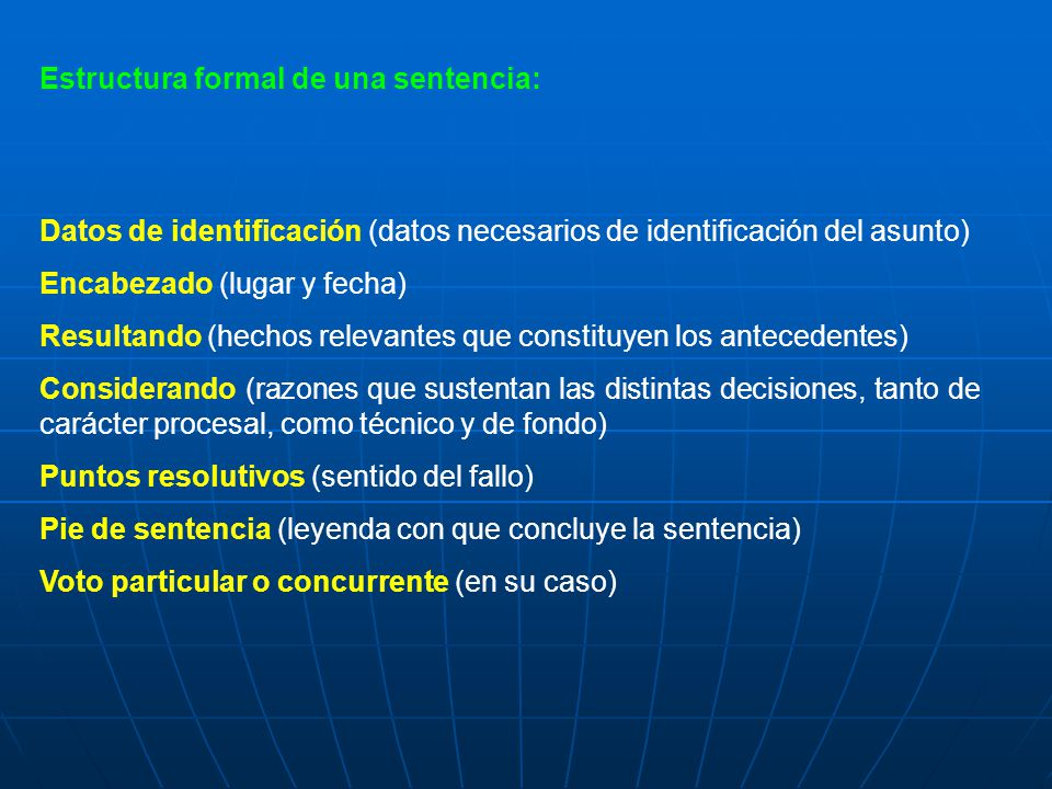 Tribunal Electoral Del Poder Judicial De La Federación Ppt