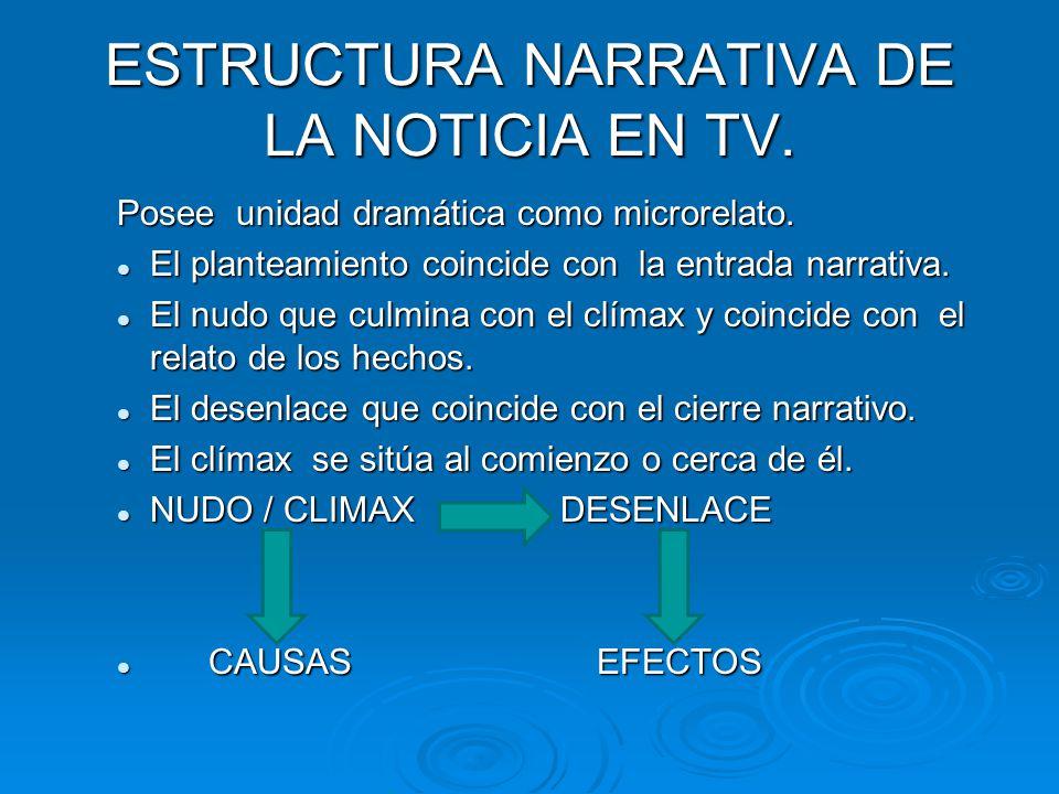 El Periodismo Informativo En Tv Ppt Descargar