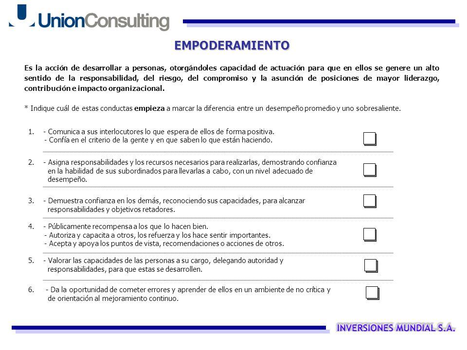 Diccionario de Competencias - Definiciones y Niveles - - ppt descargar