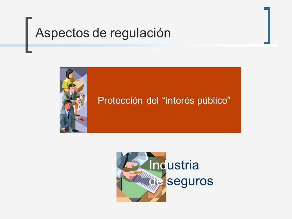 Aspectos de regulación