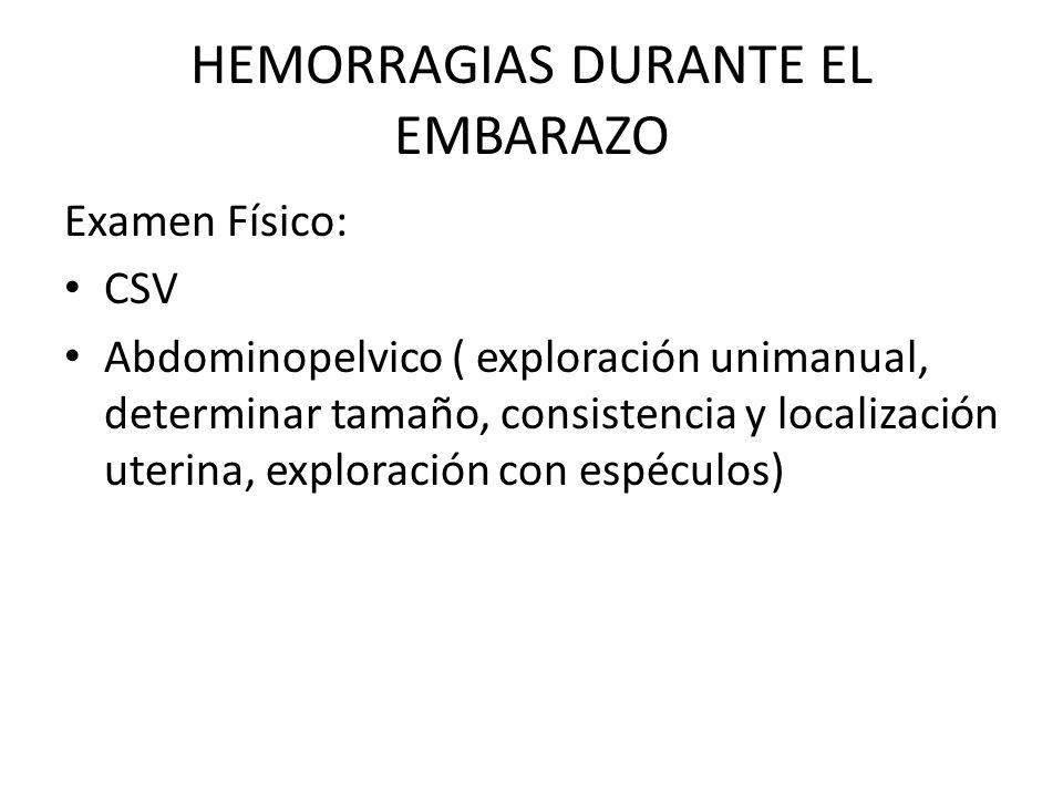 HEMORRAGIAS DURANTE EL EMBARAZO - ppt video online descargar