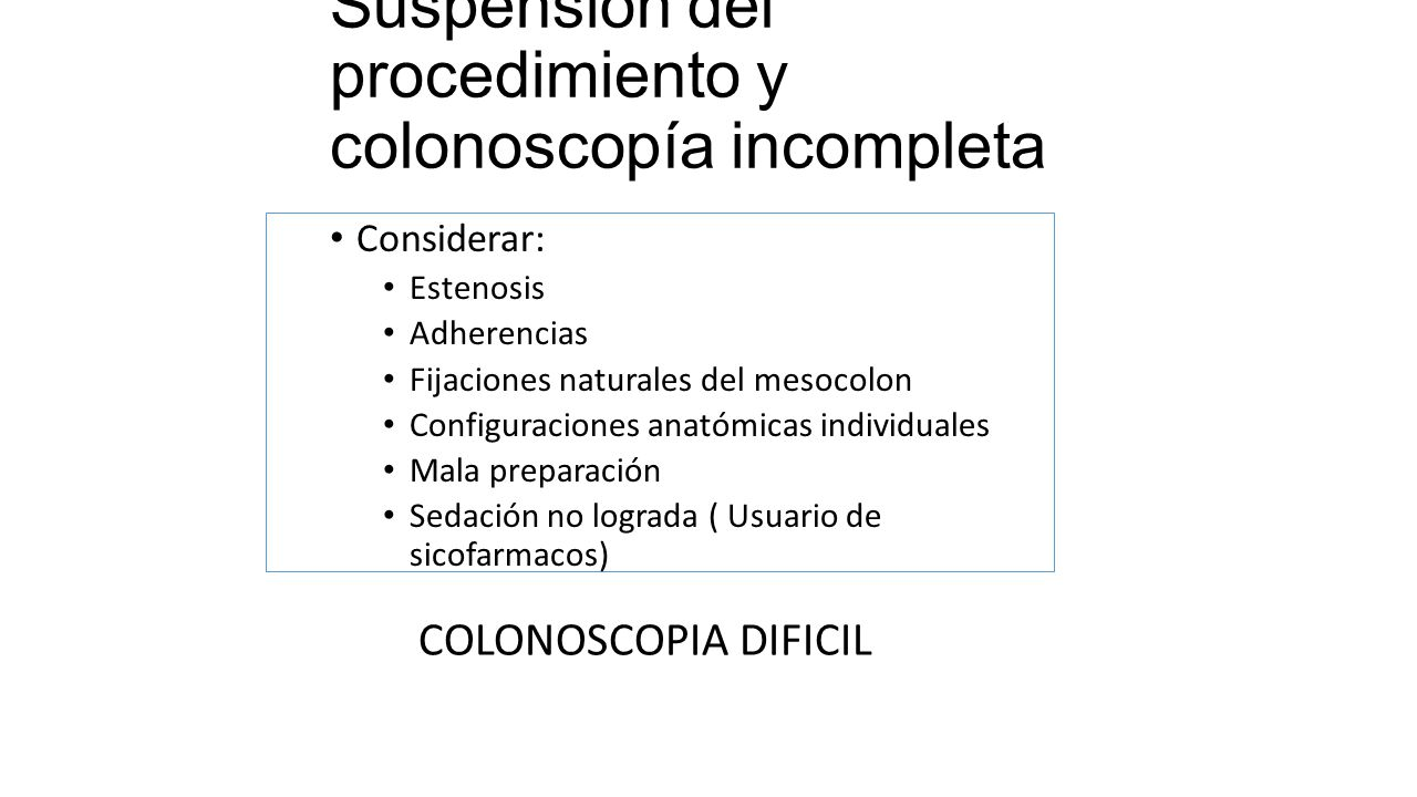 "Ileocolonoscopia ""Un reto"" ¿Podemos mejorar? - ppt descargar"