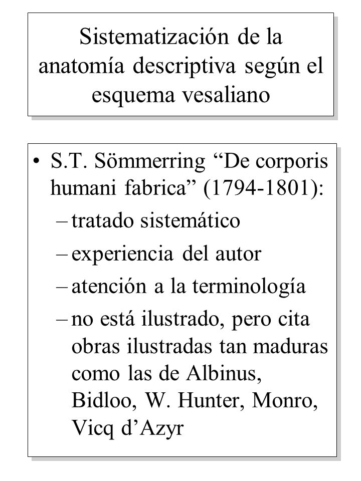 EL CONOCIMIENTO CIENTÍFICO DEL CUERPO HUMANO - ppt descargar