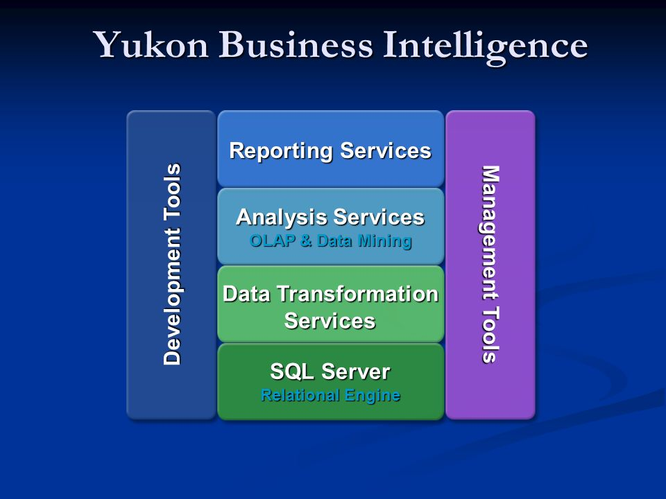 Yukon Business Intelligence