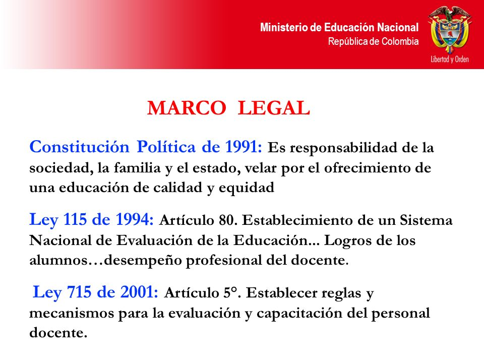 MARCO LEGAL