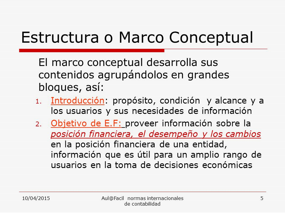 Modulo 2 Marco Estructura Conceptual 10 04 Ppt Video Online