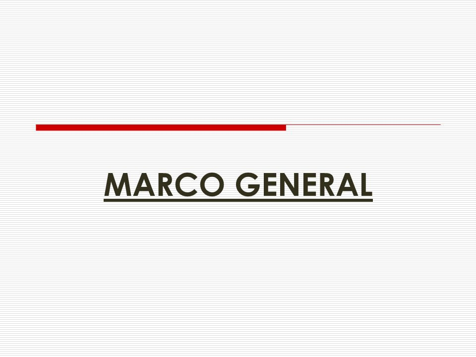 MARCO GENERAL 1