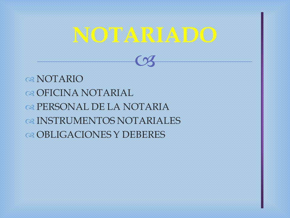 Derecho Notarial Ppt Descargar