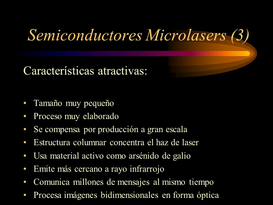 Semiconductores Microlasers (3)