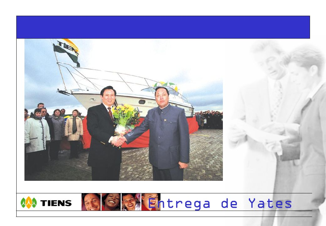 Entrega de Yates It doesn't stop there. What about your own Yacht
